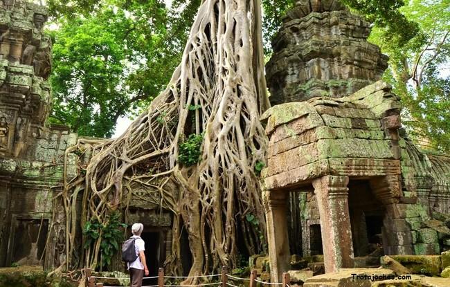 Guia Para Visitar Camboya