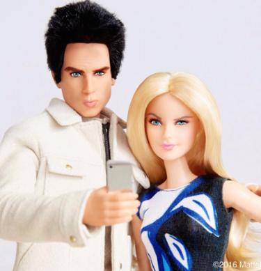 """Derek Zoolander se convierte en el nuevo """"novio"""" de Barbie"""