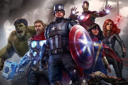 He jugado siete horas a la versión final de Marvel's Avengers y esto es lo que me he encontrado con Kamala Khan, Hulk y Iron Man