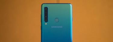 Samsung Galaxy A9 (2018), análisis: la llegada de las cuatro cámaras traseras a la gama media