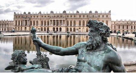 Dormir como un rey en el Palacio de Versalles
