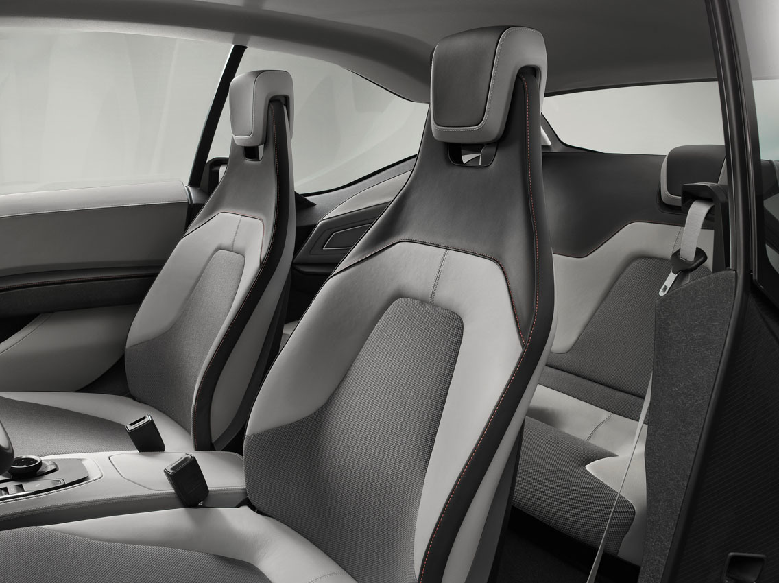 Foto de BMW i3 Concept Coupé (15/25)