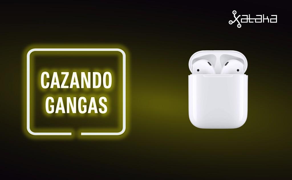 Los AirPods rozando los 100 euros en Amazon, la mejor oferta de los Samsung Days de MediaMarkt en una smart TV 4K de 65