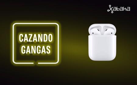 """Los AirPods rozando los 100 euros en Amazon, la mejor oferta de los Samsung Days de MediaMarkt en una smart TV 4K de 65"""" y más: Cazando Gangas"""