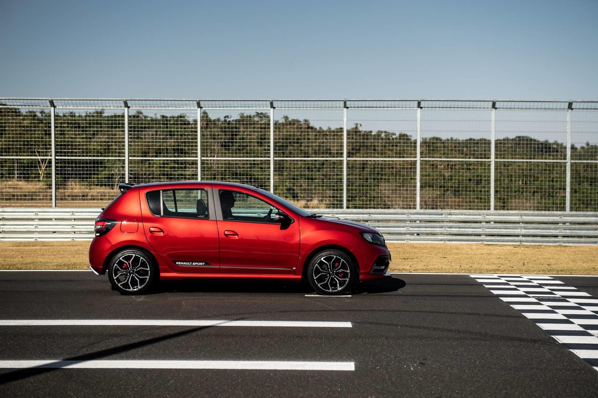 Foto de Renault Sandero R.S. 2020 (17/23)