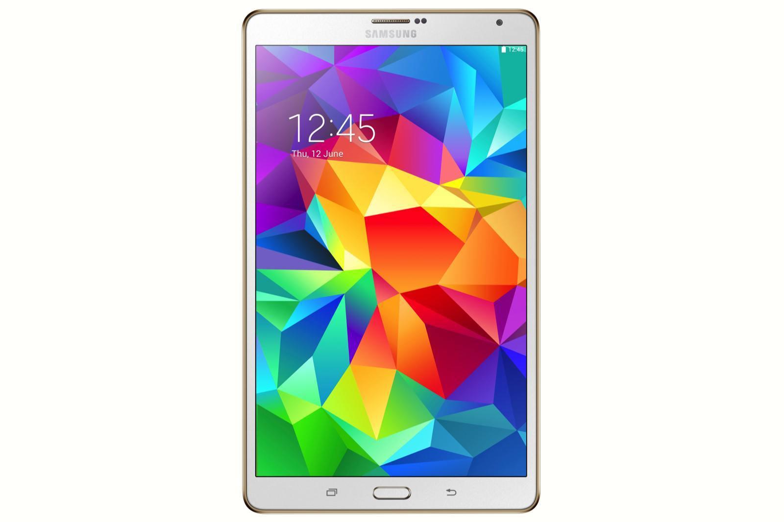 Foto de Samsung Galaxy Tab S (1/52)