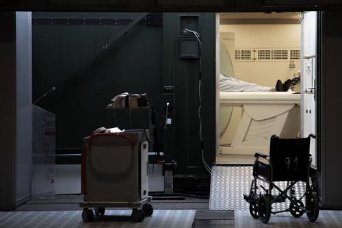 Esta es la historia de la foto del hospital de IFEMA que quedará para el recuerdo de la pandemia del COVID-19 en Madrid