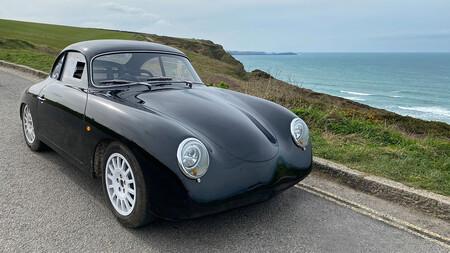 El WEVC Coupé es un coche eléctrico de estilo Porsche clásico que pesa menos de 1.000 kg y vale casi 100.000 euros