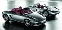 Porsche Boxster edición limitada RS 60 Spyder