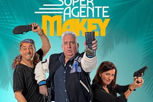 'Superagente Makey': una simpática comedia que homenajea con cariño al cine de acción de los 80