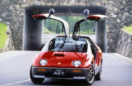 Suzuki Cara / Autozam AZ1