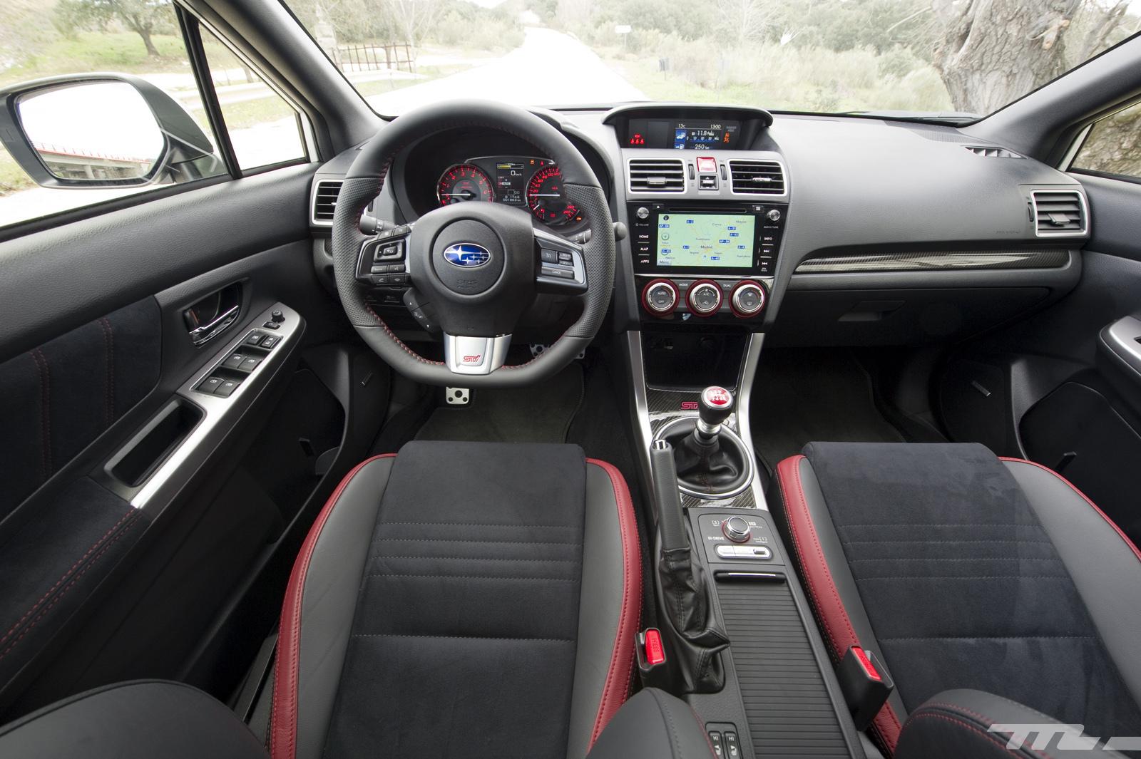 Foto de Subaru WRX STi, prueba (17/28)