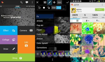 PicsArt Studio Android