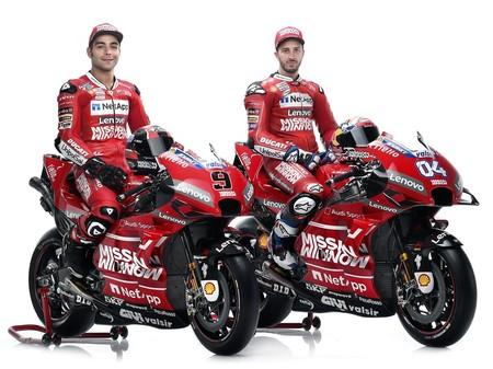 Ducati Desmosedici Gp19 Presentacion