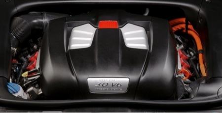Porsche Cayenne hibrido