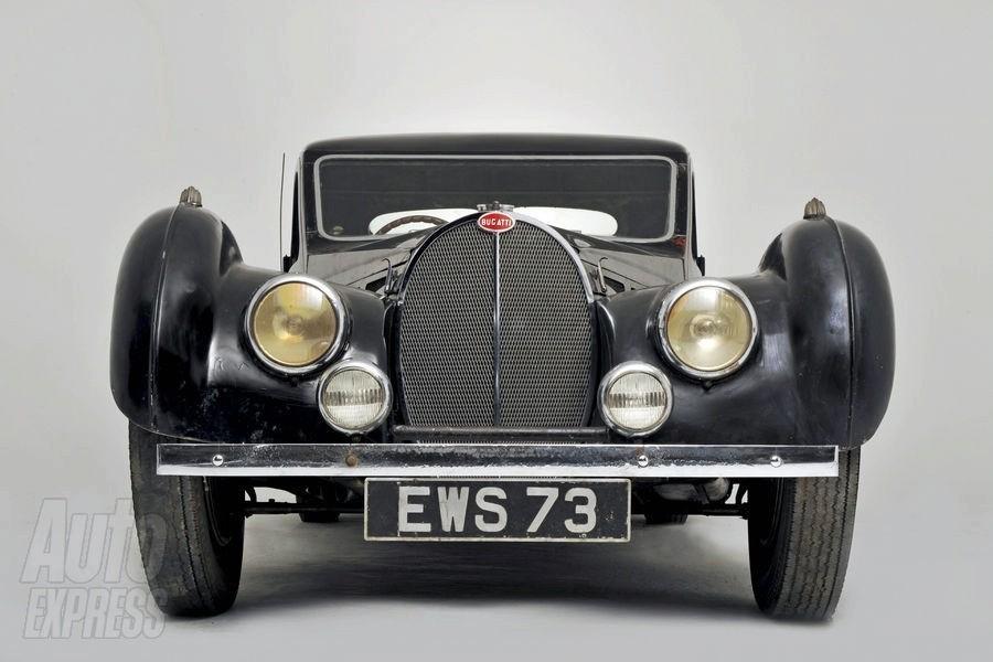 Foto de Bugatti Type 57S (11/12)