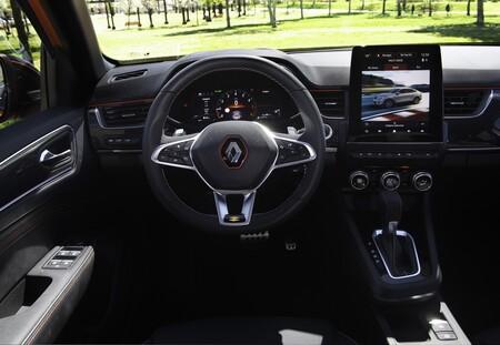 Renault Arkana E Tech 2021 Prueba 111