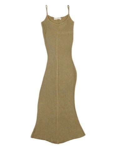 Zara Primavera-Verano 2011 vestido punto