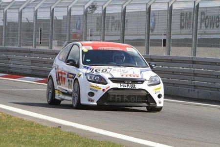 Ford Focus RS 24 Horas de Nürburgring