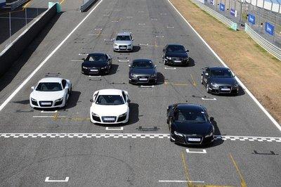 Michelin Pilot Performance Days: del circuito a la calle (parte 1) Audi R8 y TT RS