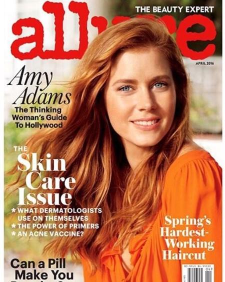 Allure:  Amy Adams