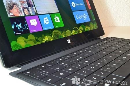 Podríamos ver muy pronto tablets de siete pulgadas con Windows 8