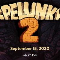 Spelunky 2 nos llevará a explorar sus desafiantes e infernales cavernas a mediados de septiembre
