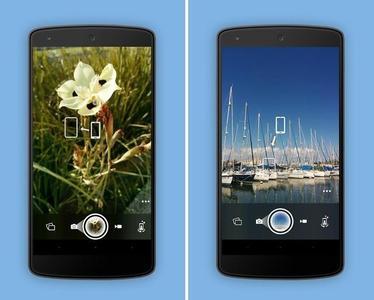 Camera51 te ayuda a mejorar la composición de tus fotografías