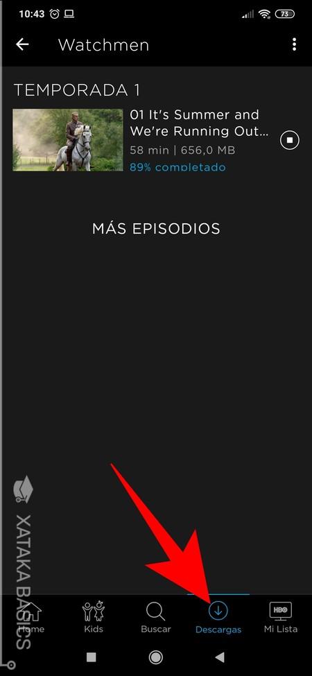 Pulsa Descargas Android