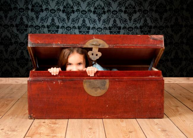 Ten is un ba l para los juguetes en casa pueden ser - Baules para ninos ...