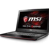 Portátil gaming MSI Leopard Pro, con Core i7 y SSD de 256GB, por 1.286 euros