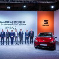 SEAT prepara seis modelos eléctricos e híbridos enchufables, entre ellos León y Tarraco
