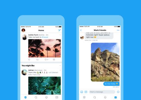 Twitter 7.0 llega a la App Store, alguien ha pensado que traer el diseño de Android al iPhone era buena idea