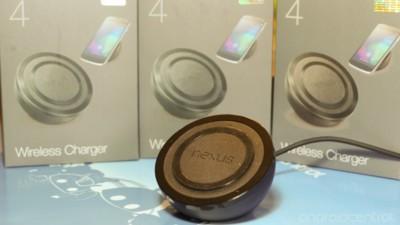 Un vistazo al funcionamiento del cargador inalámbrico del Nexus 4, en vídeo