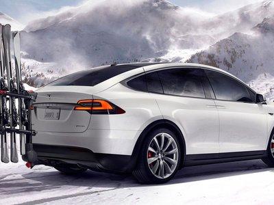 El Tesla Model X es el protagonista del segundo mejor mes de la historia de los eléctricos en Noruega