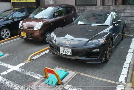 Así son los coches en Japón (parte 2)