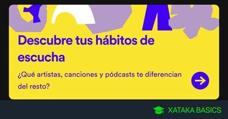 #SoloTú de Spotify: cómo ver y compartir las historias con tus gustos personales