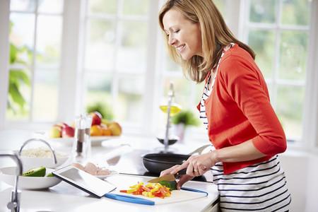 Cocinar recetas con éxito