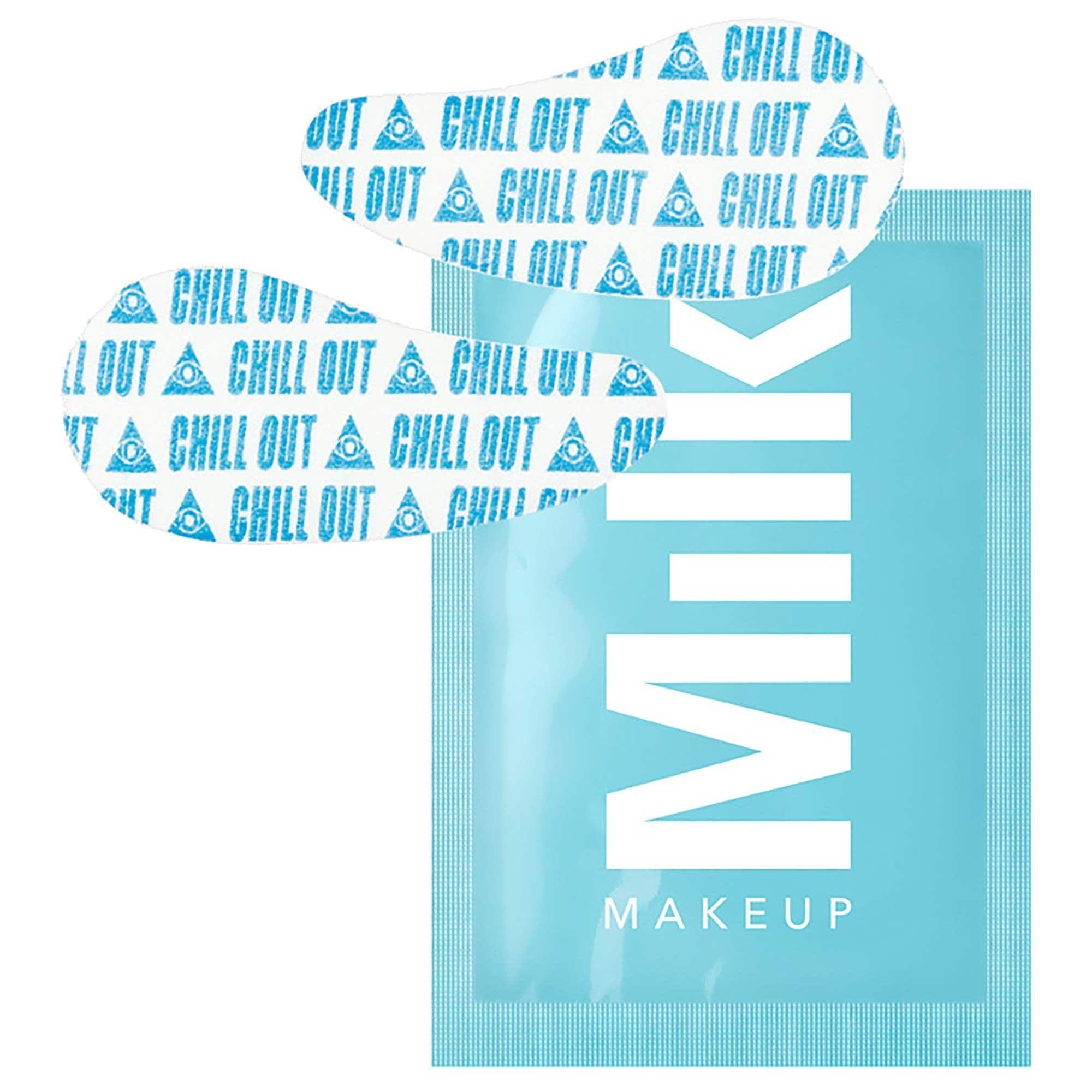 Parches de gel refrescantes para reducir la hinchazón de los ojos de Milk Makeup