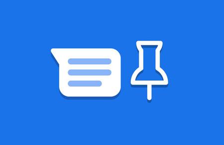 Así puedes fijar conversaciones en Mensajes de Google