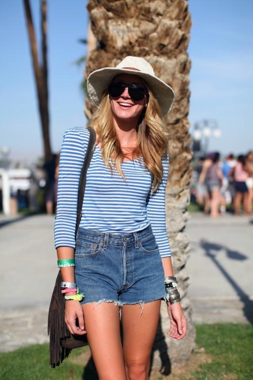 Foto de Los 10 mejores looks de las streetstylers en Coachella: nada que envidiar a las celebrities (25/38)