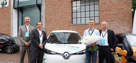 Renault alcanza los 100.000 eléctricos vendidos, y en su alianza con Nissan suman 350.000