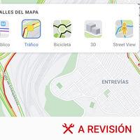 Cómo ver en Google Maps el estado del tráfico, las calles cortadas y los radares