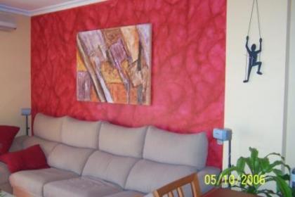 Acabados i la veladura - Como pintar las paredes de mi casa ...