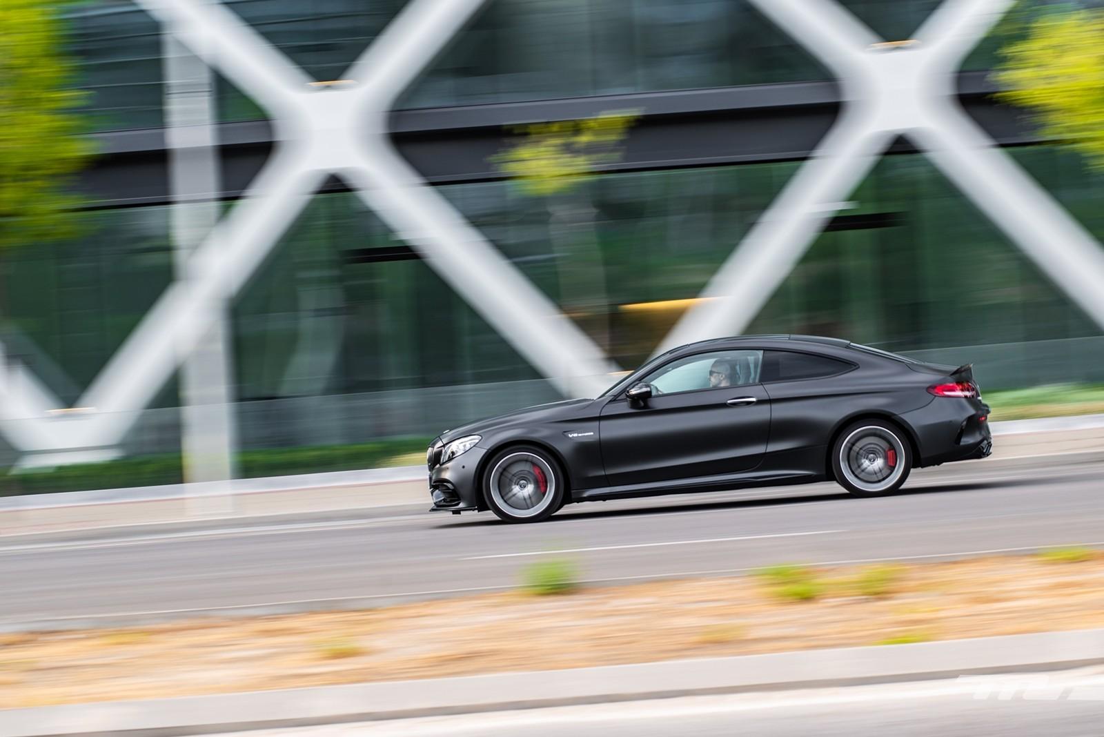 Foto de Mercedes-AMG C 63 S 2019, prueba (2/53)