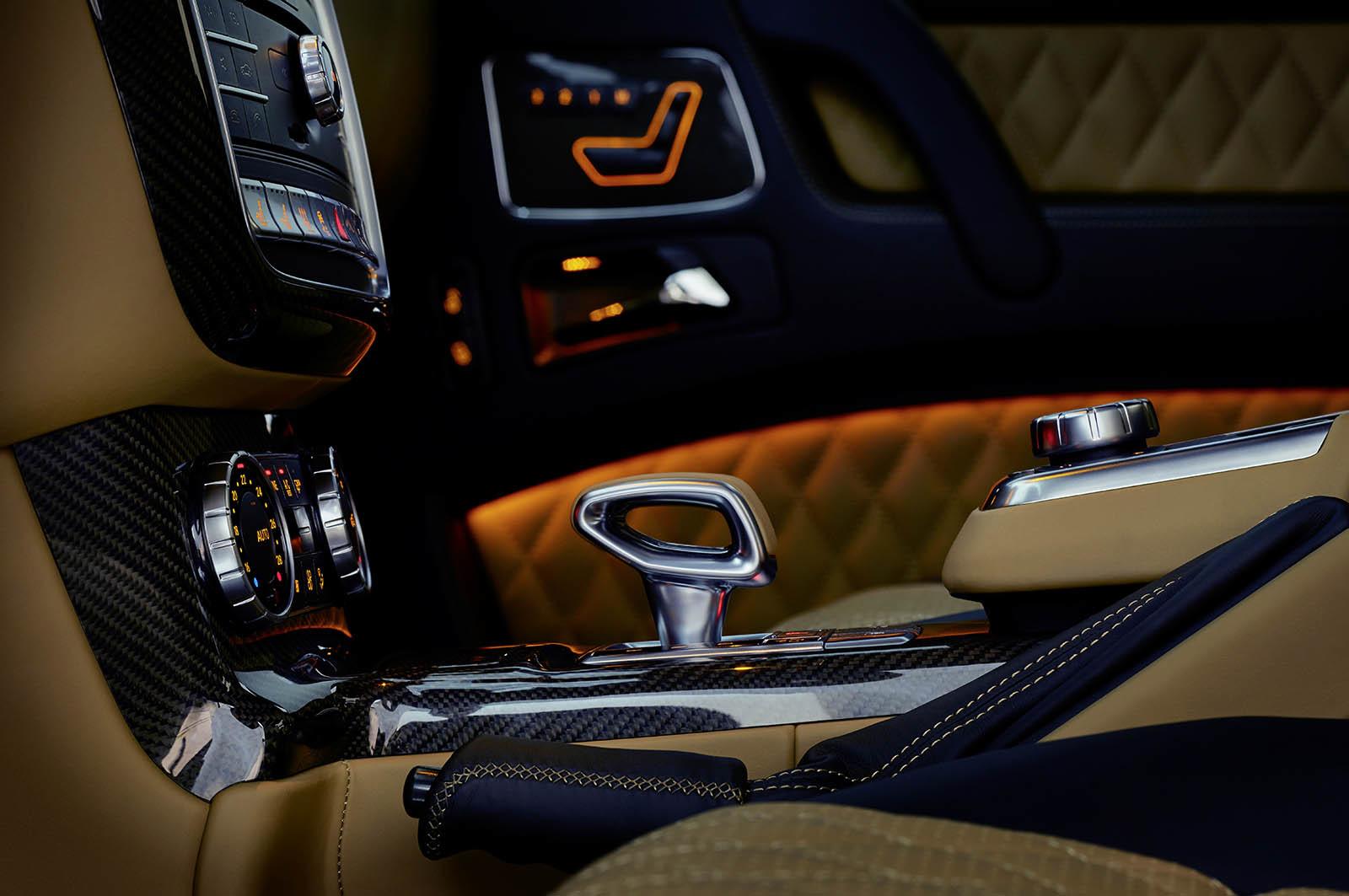 Foto de Mercedes G 650 Landaulet (12/22)