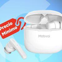 Chollazo. Estos auriculares true wireless con cancelación de ruido cuestan menos que nunca en Amazon: TicPods ANC de MovBoi por 25,50 euros