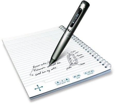 Bolígrafo LiveScribe, si tienes que escribir, que quede digitalizado