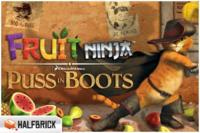 Fruit Ninja: Puss in Boots ya disponible en el Android Market