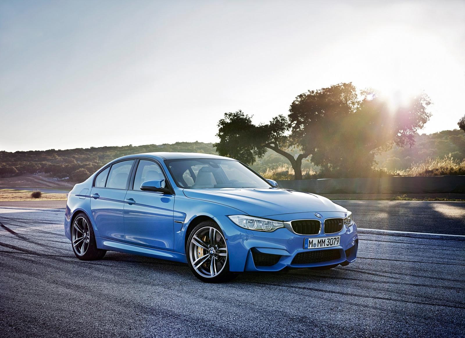 Foto de BMW M3 2014 (7/13)